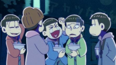 『おそ松さん』第14話感想・・・十四松の謎が多すぎいいいい!腐媚びもあったが、安定した面白さ!