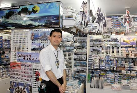 『艦これ』ヒットの影響で模型業界に波及 艦艇プラモ売り上げが5倍に!