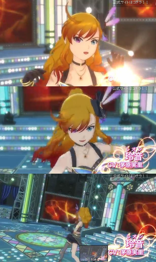 PS3『アイドルマスター ワンフォーオール』「玲音(レオン)」の歌PV公開!