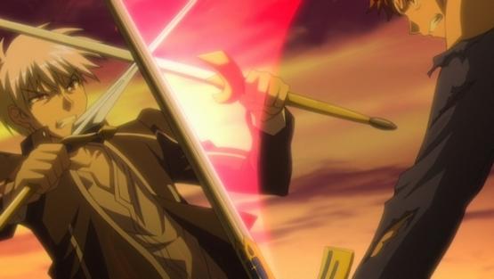 『Fate/stay night UBW』 DEEN版 と ufo版 のキービジュアル比較! DEENの方がカッコイイ?