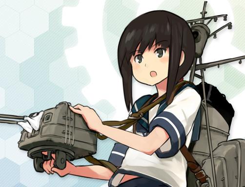 『艦これ』 アニメキャラクタービジュアル公開きたぞおおおおおお! オフィシャルファンイベントも8月3日に開催!