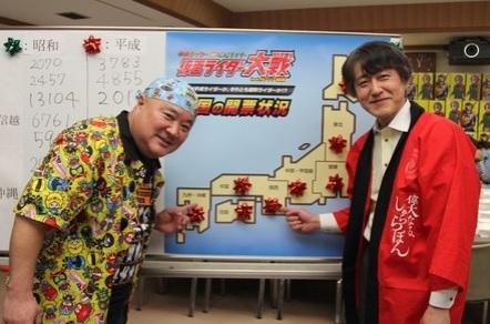 映画『仮面ライダー大戦』  劇場開票だと全都道府県で大差をつけて平成ライダーが優勢!!