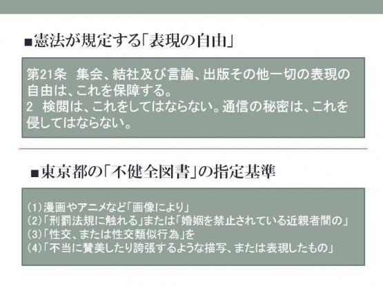 漫画『妹ぱらだいす』が都の不健全図書指定→「表現の自由」が侵されるのではないか?