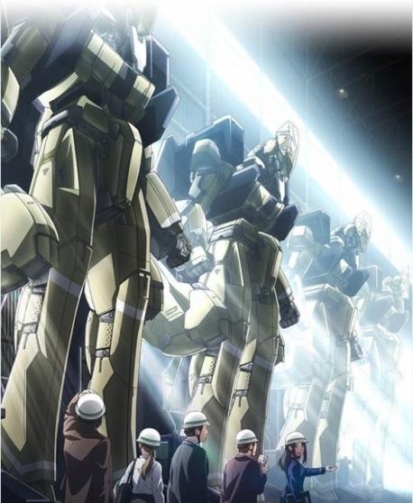 量産機が物量で敵を倒すロボットアニメって何でないの? 特別じゃない戦争の犬達がビジネスとして戦って散る男臭いロボアニメってないの?
