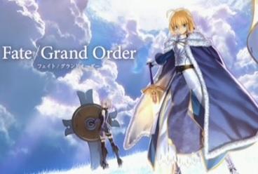 新たなFateのRPG『Fate/グランドオーダー』がソシャゲで登場!! シナリオ執筆に奈須きのこ、東出祐一郎、杉井光!