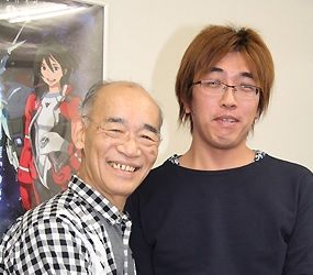 ガンダム・ 富野監督が進撃の荒木監督を絶賛!「アニメ業界は荒木を中心にして、新しい時代がくるでしょう。お世辞ではない」