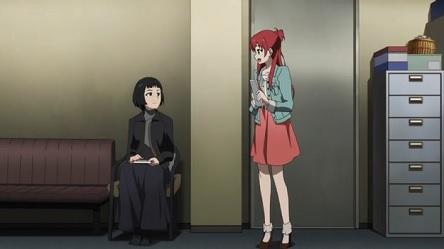 『SHIROBAKO』6話の配信停止はイデオンパロではなく、劇中の「演劇部分(『ゴドーを待ちながら』)」がアウトっぽい