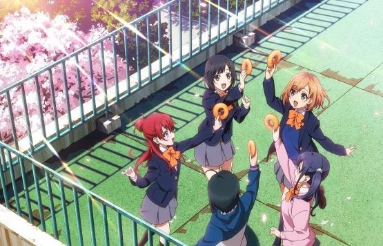 TSUTAYAアニメストア2月のランキングで「SHIROBAKO」が3巻同時ランクイン! 現在は2014年10月期、2015年1月期を代表するヒット作