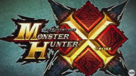 3DS『モンスターハンターX』発表!2015年冬発売!アクションが派手になって必殺技っぽいのかっこいい