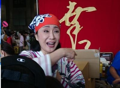 【夏コミ】小林幸子さんが今回も会場に登場!待機列が凄い事に!!