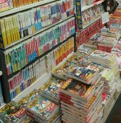 完全にラノベはネット発作品が優勢! 秋葉の書店の年間売り上げは1位:オバロ、2位:ダンまち、3位:ゲート