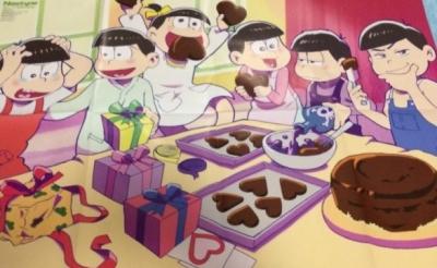 今月のアニメ誌の『おそ松さん』ピンナップ! これはどこも完売しそう