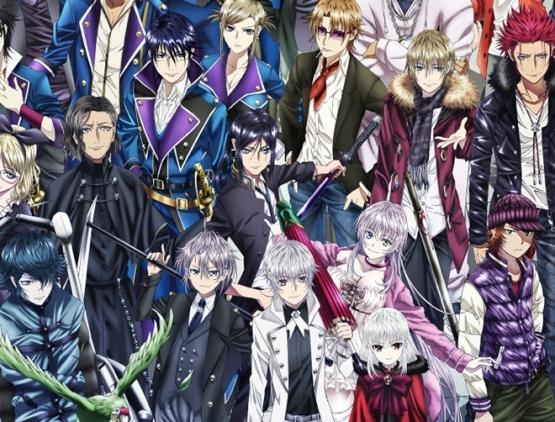 アニメ『K Seven Stories』の製作が決定!!! Kは終わらないコンテンツ