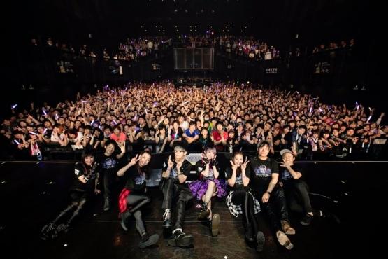 アニソン系音楽ユニット「GARNiDELiA」のワンマンライブが開催 → 一部の馬鹿が禁止されているモッシュ行為やラッシュ行為を行って、参加者が彼らに対して批判!