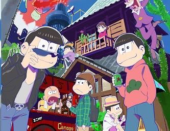 アニメ『おそ松さん』amazonの円盤ランキングでついに終物語を抜いて現時点で秋アニメTOPに!