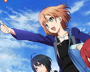 【SHIROBAKO】2クール目はエリカ先輩またねー! 絵麻ちゃんは引っ込み思案だった性格も少しずつ変化していく!