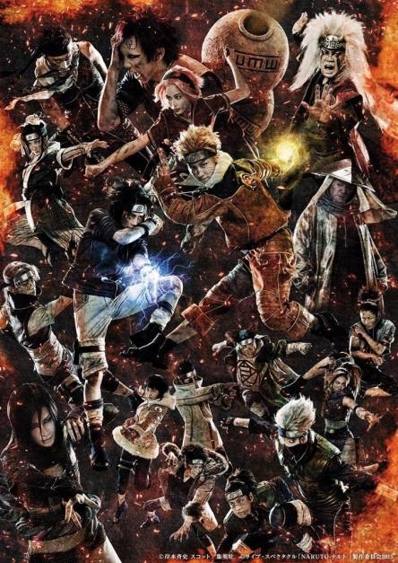漫画「NARUTO -ナルト-」がハリウッドで映画化の動き!!DBの再来くるか?