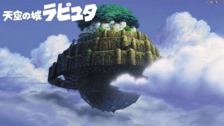 金ロー『天空の城ラピュタ』 15回目の視聴率は17.9%と高視聴率!!