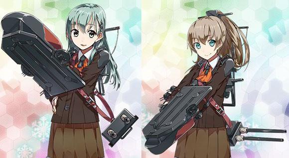 『艦これ』電撃大王で鈴谷と熊野が主人公の漫画が連載されるよおおおお!!