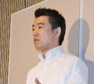 橋下大阪市長「『美味しんぼ』はあくまでもフィクション。表現の自由ですから、訴える気は無い」
