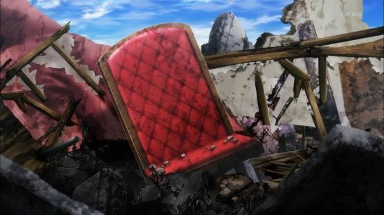 アニメ『艦これ』9話の突っ込みどころまとめwwwww 「提督がえらいことになってるのに無関心な金剛」「艦娘達の興味が 提督の生死<<<豚汁」