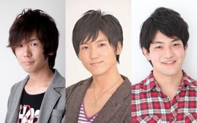 期待の若手声優【花江夏樹、山下誠一郎、石川界人)がテレビ東京のアニメ情報を紹介する番組が4月7日より放送開始