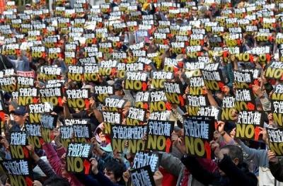 "【TPP】政府が""コミケ文化""への影響を言及して波紋 → オタク「コミケ潰れたら、絶対デモが起こる」「法が文化を滅ぼす」"