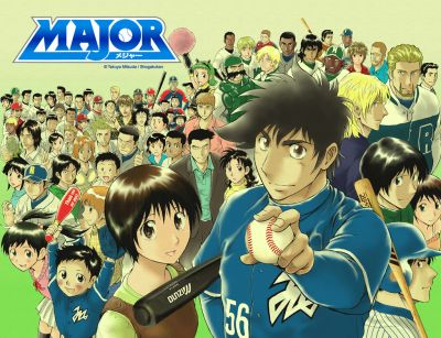 大人気野球マンガ『MAJOR』が5年ぶり復活!サンデーで3月から連載開始!