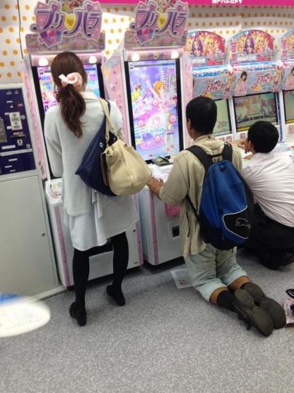 【画像・小ネタ】『プリパラ』のゲームついに男の人は使用禁止になるwwww   他
