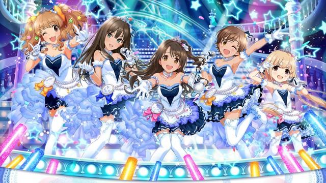 『デレマス スターライトステージ』今度の新規カードは楓さん、蘭子、新田さん!! イベントの報酬か?