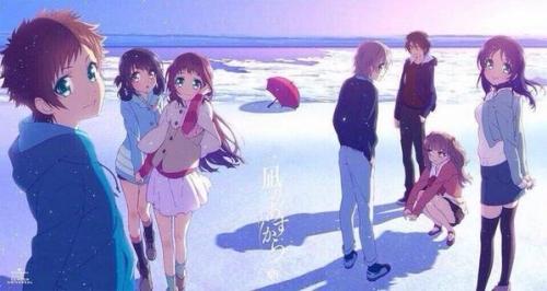 【朗報】『凪のあすから』BD-BOXが11月26日に発売決定!!!お値段48000円