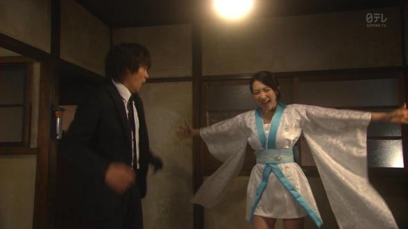 【炎上】ドラマ『ぬ~べ~』の雪女役の韓国人女性に災難!「和服が嫌だから衣装がチマチョゴリ風になった」とデマ拡散!