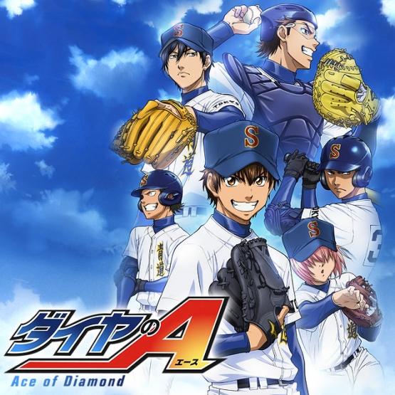 アニメ『ダイヤのA』4月から延長放送決定! 放送時間も4月から月曜夕方6時からに変更