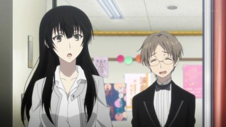 『櫻子さんの足下には死体が埋まっている』第7話感想・・・文化祭回なのに主人公のラッキースケベとかそういうのなかった・・・(´・ω・`)