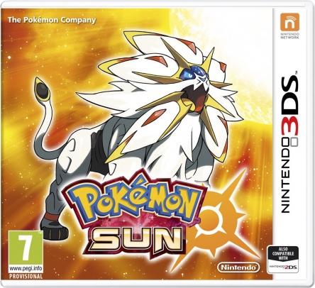 3DS『ポケットモンスター サン・ムーン』は2016年11月18日発売! 伝説はデジモンっぽい、御三家はネコ1択だな