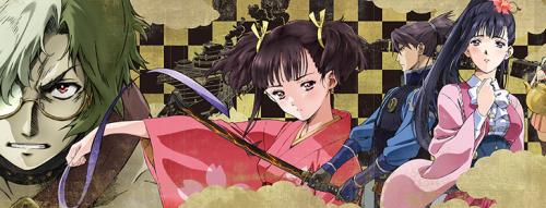 『甲鉄城のカバネリ』の円盤は全3巻(4話収録)、3巻にはアニメスタッフお疲れ様本も付属