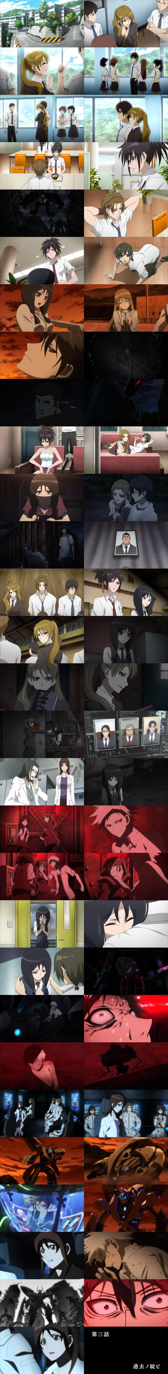 『M3 〜ソノ黒キ鋼〜』 第2話感想まとめ…しかし暗すぎる・・・