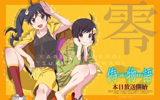 『偽物語&猫物語(黒)』BD-BOXが2015年7月8日発売決定!! BDBOXで物語シリーズ新情報公開!