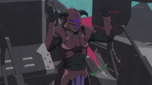 『クロムクロ』第9話感想・・・幹部のくせに降伏とかwww戦闘以外で妙に学習能力が高い敵さん! お前ら2馬鹿嫌いすぎだろww