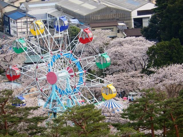 かみね公園20140410004