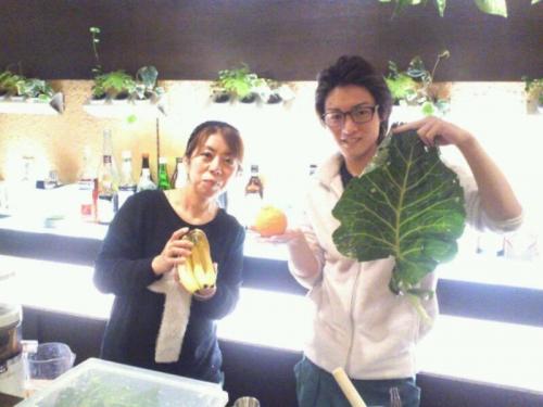 藤田さんと中村さん