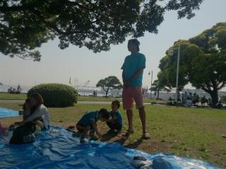 H26年横浜ドラゴンボート大会