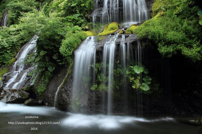 吐流の滝1