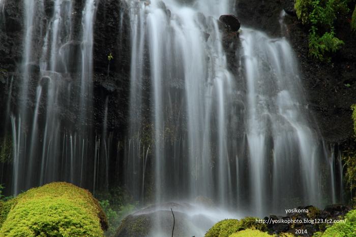 吐流の滝3