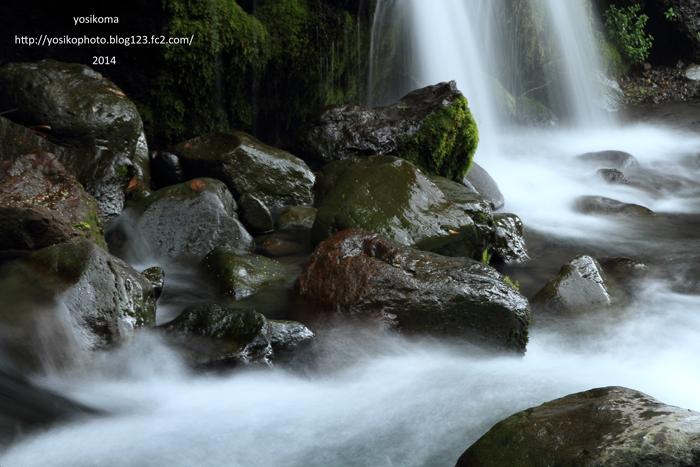 吐流の滝4