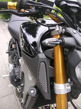 MT-09カスタム