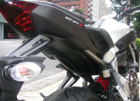 MT-07・ABS