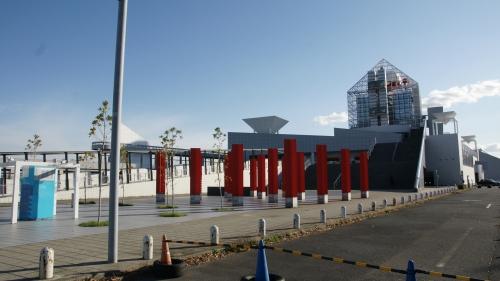 晴海客船ターミナル閑散2136