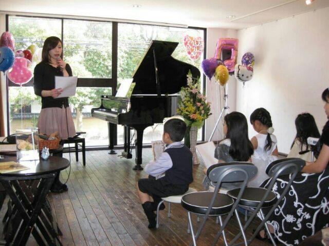 第4回ピアノ発表会写真