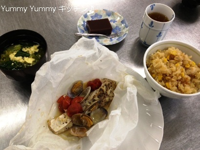 親子で楽しむ和食クッキング♪メニューブログ用